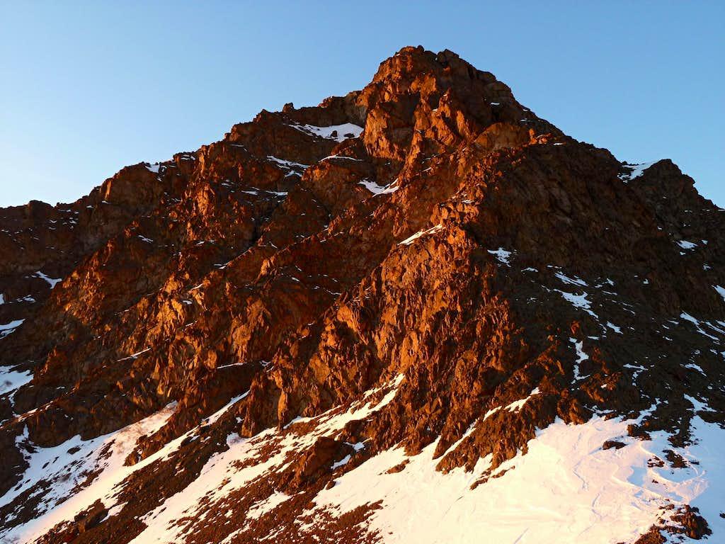 Upper Southeast Ridge