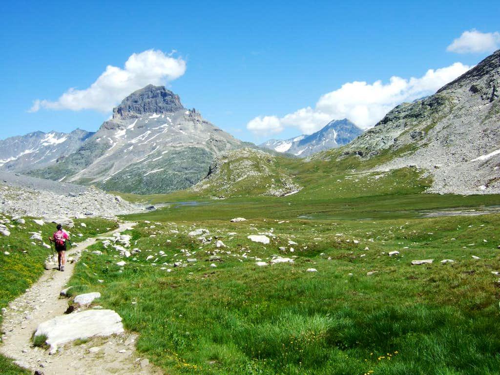Col de la Vanoise