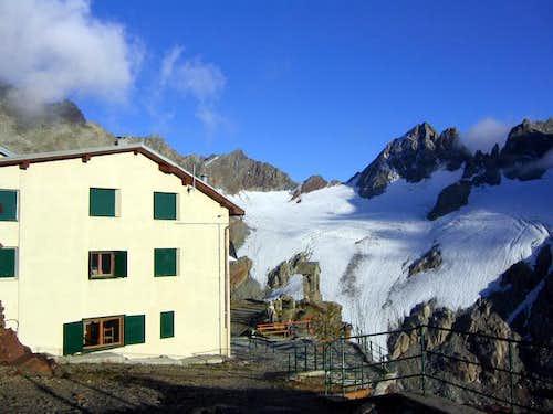 Marinelli hut