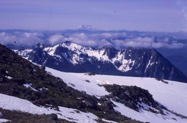 View of Mt St Hellen from...