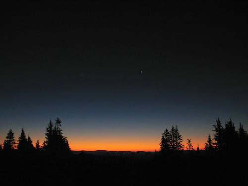 North Sister Sunrise, OR