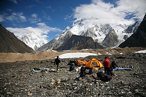 BALTORO-CONCORDIA- K2 BASE CAMP TRAIL: