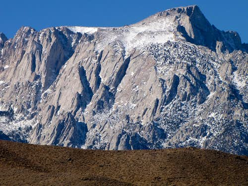 South Face LPP from highway