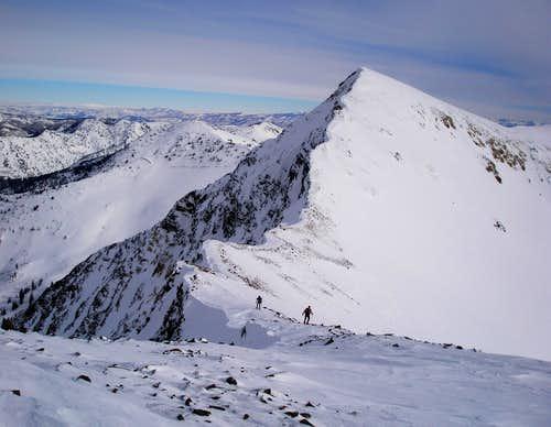 American Fork Twin Peaks