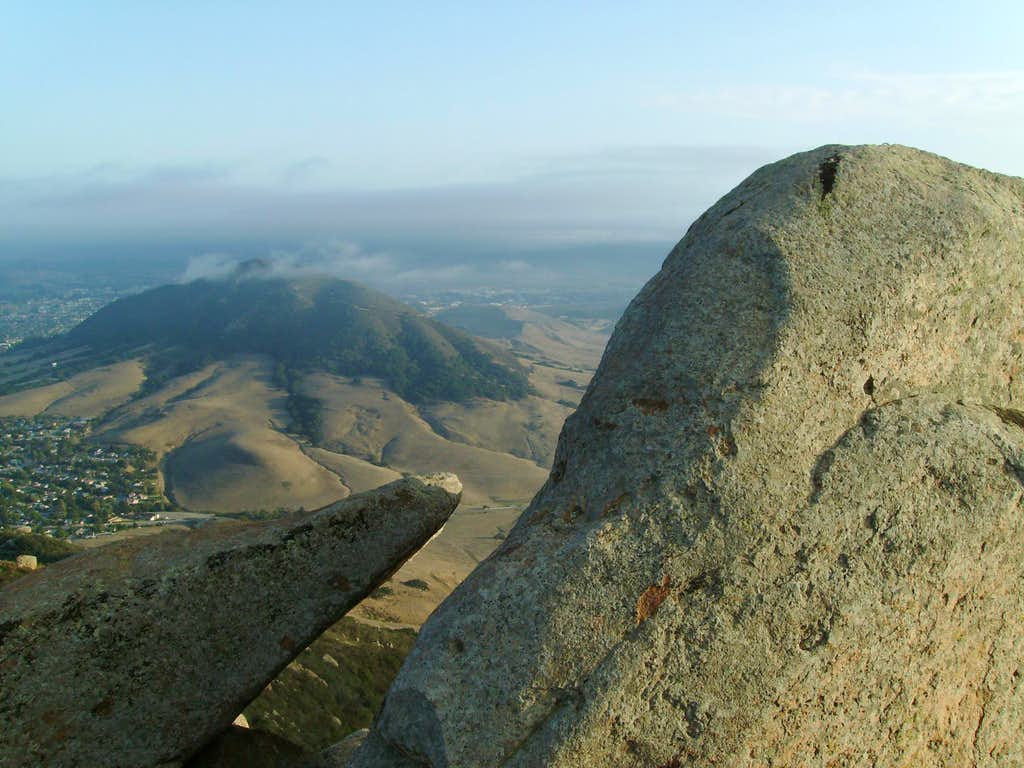 Bishop Peak Summit