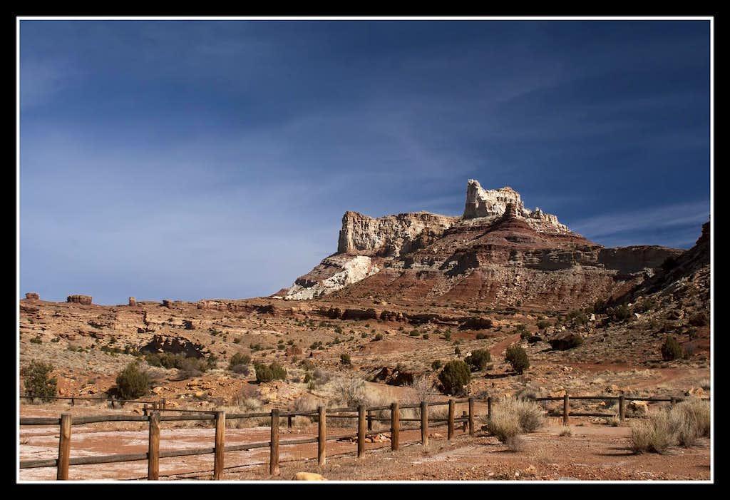 Temple Mountain