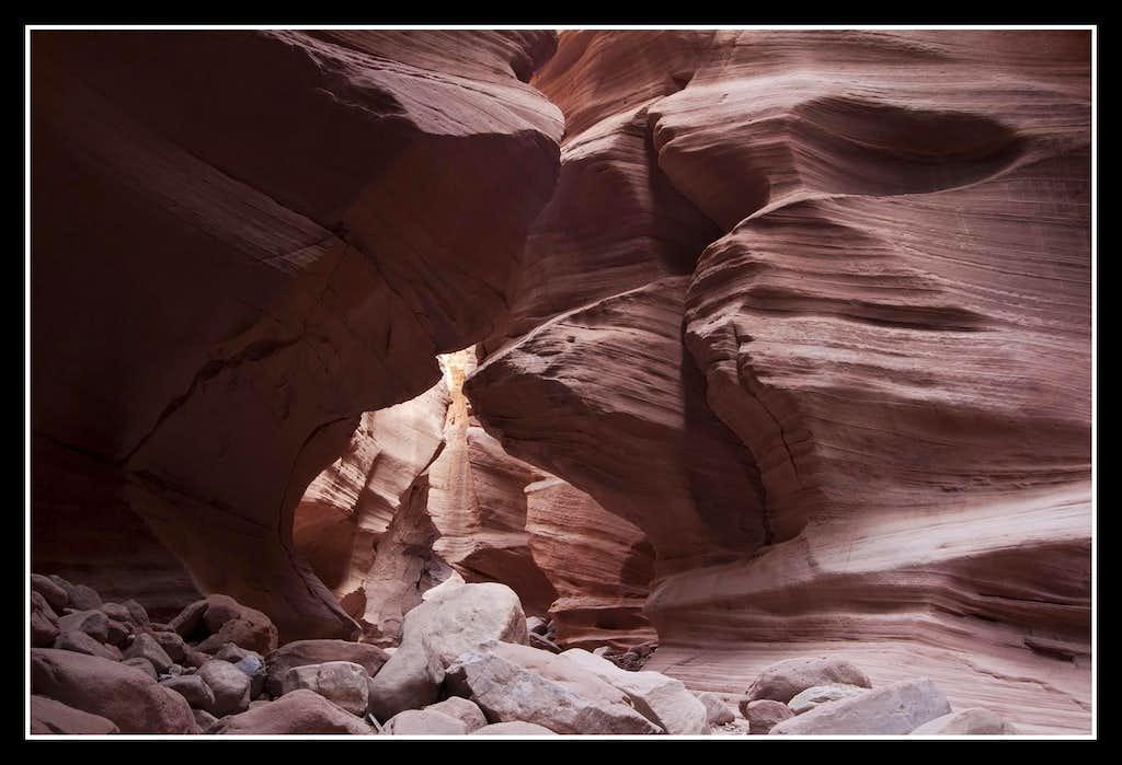 Happy Canyon Narrows