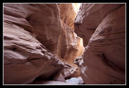 Happy Canyon Narrows