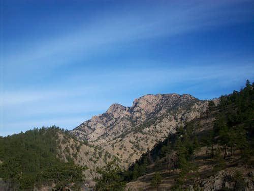 Palisade Mountain