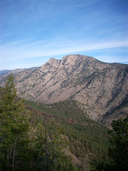 Palisade Mountain