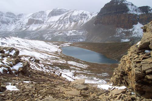 Helen Lake, Banff National Park, Alberta.