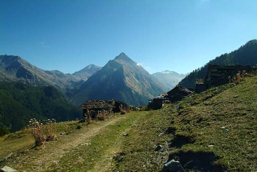 Prapremier ancient Alp