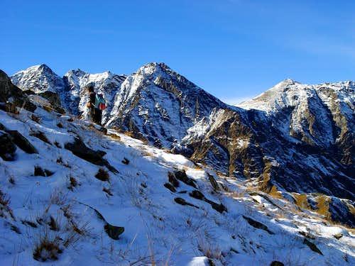 From Mont Corquet to Roises