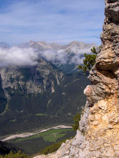 View on Wetterstein
