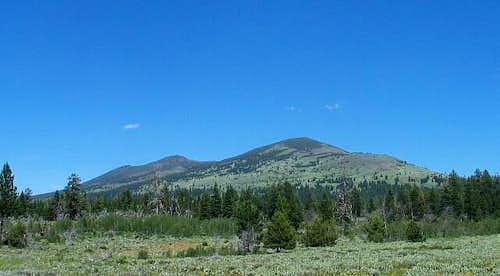 Eagle Peak (Modoc)