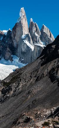 cerro torre and the photographer