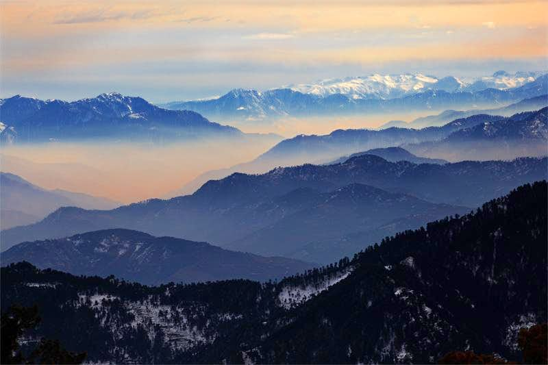 Beauty Of Pakistan (Muree Hills)