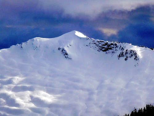 The Summit of Mount Lennox