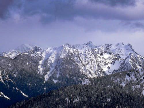 More Beautiful Peaks
