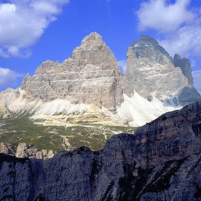 Cadini group: Bonacossa path...