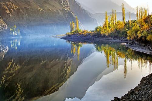 Beauty Of Pakistan (Gupis Valley)