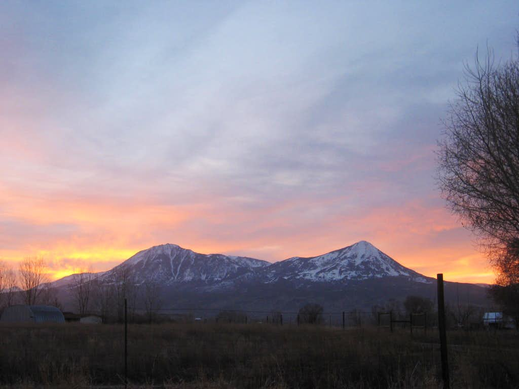 Lamborn and Landsend Sunrise