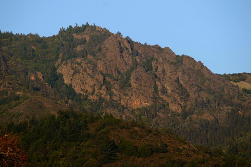 Hood Mountain