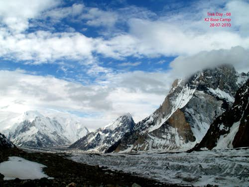 Chogoliza & Mitre Peak, Pakistan