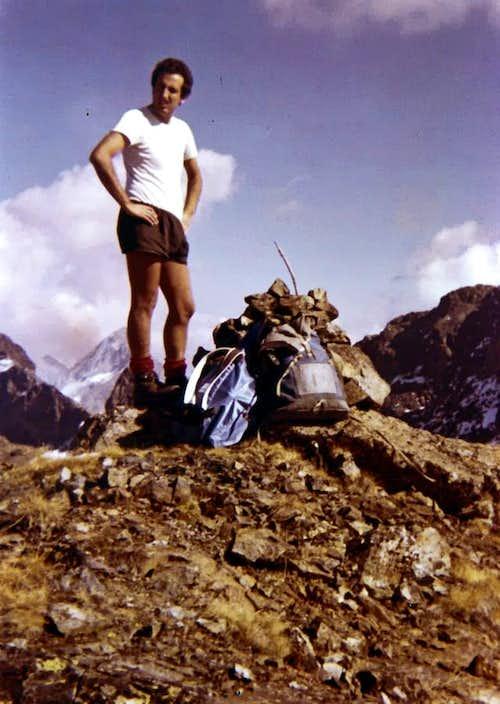 PUNTA di SENEVE' (2928m) Second Ascent?