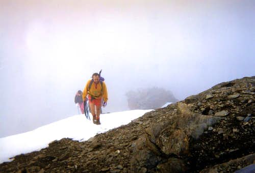 BECCA of TZABOC & POINTE of FELEUMA TRAVERSE 1994