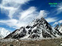 Mitre Peak, Pakistan