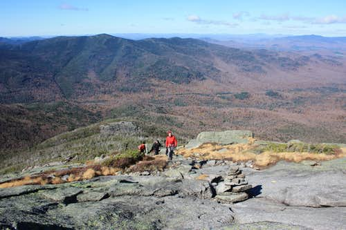 Wright Peak, Adirondaks, New York.