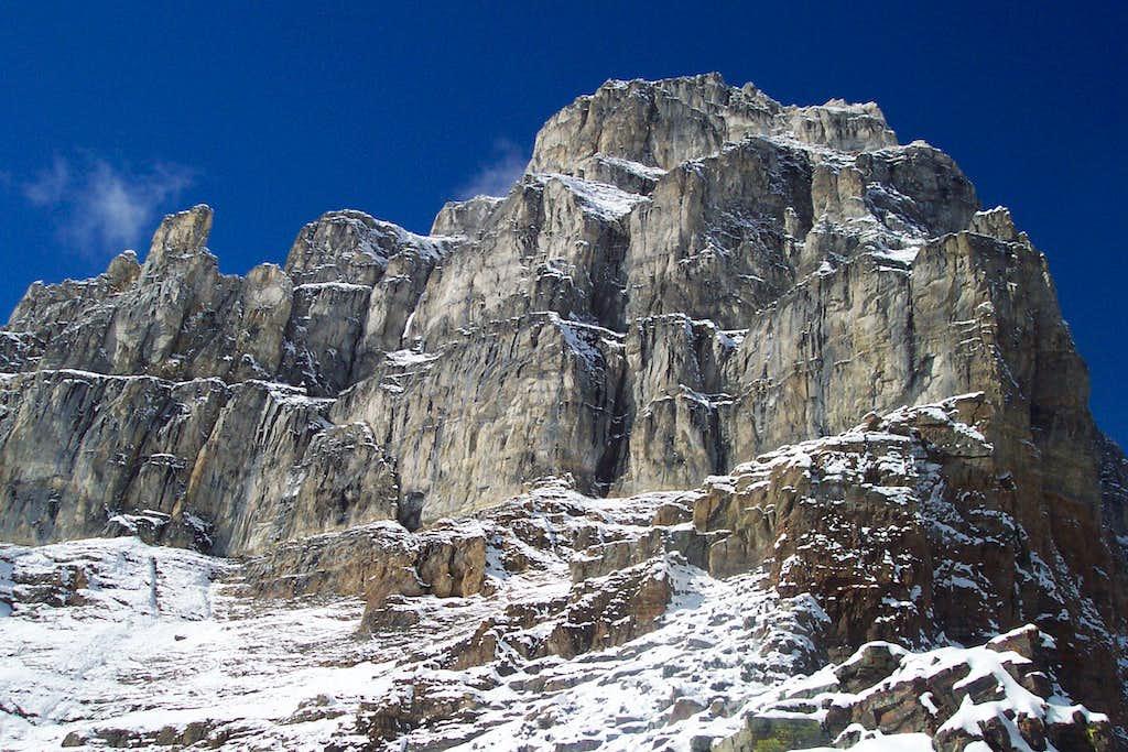 Pinnacle Mountain, Banff National Park