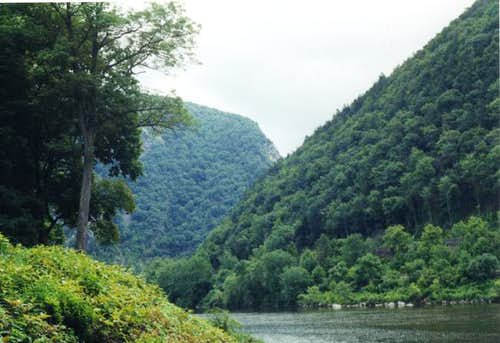 Delaware Water Gap - Mt. Minsi