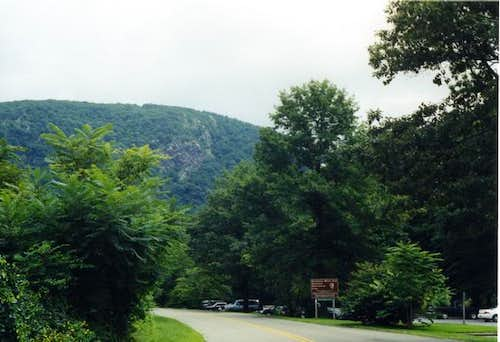 Mount Tammany from the...