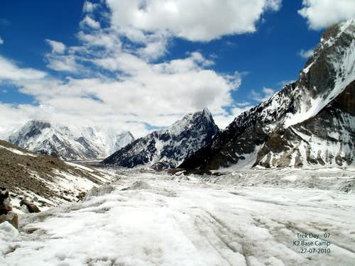 Mitre Peak & Chogoliza, Pakistan
