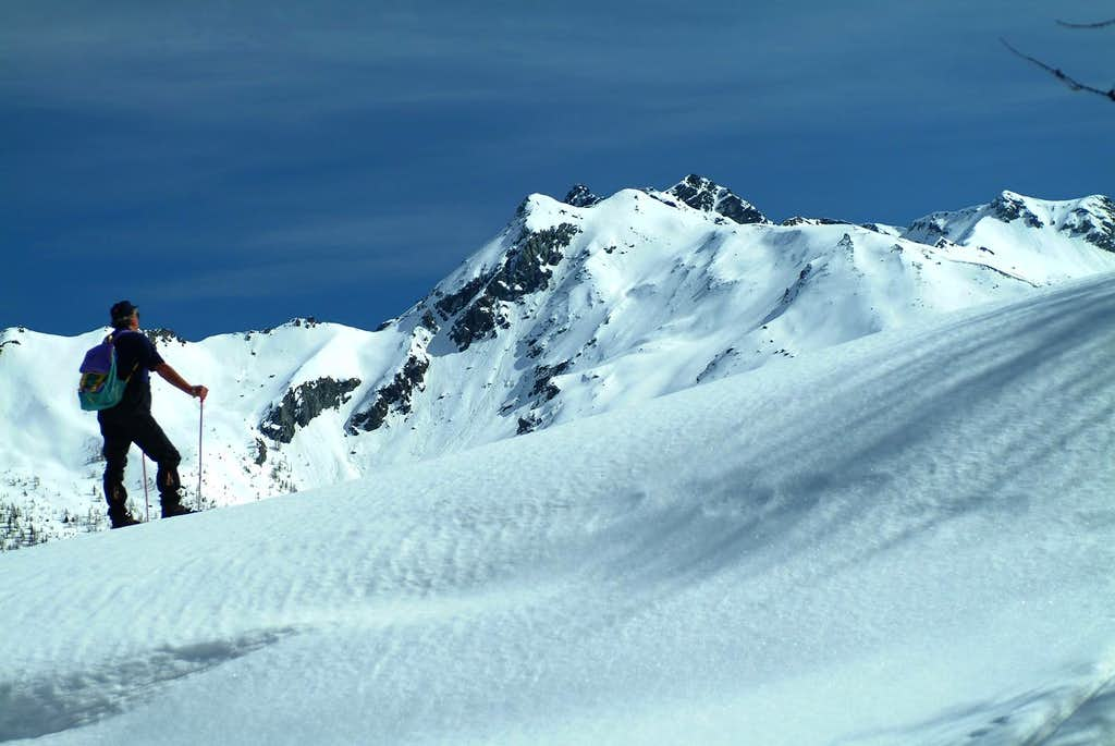 Mont Corquet by Snowrackets