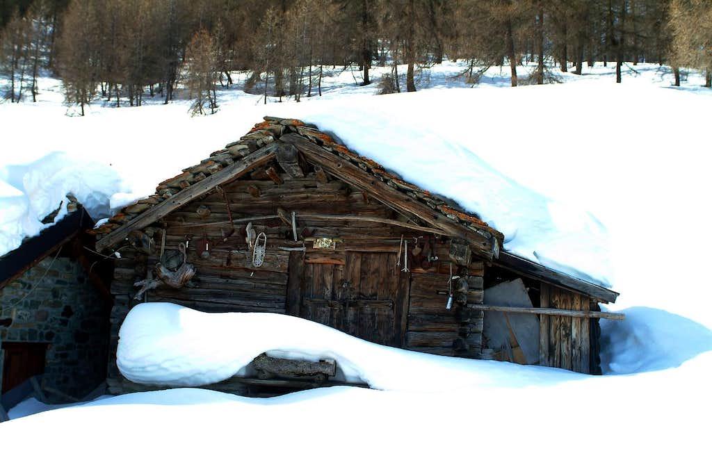 Mont Corquet Bren Alpage
