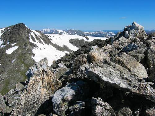 Chief Cheley Peak