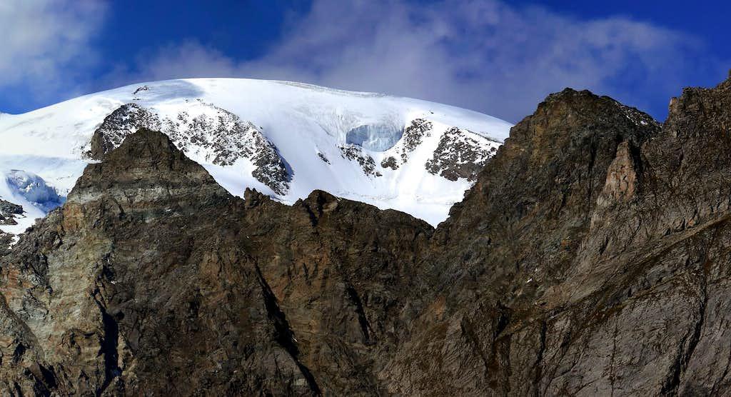 Views of Mont Velan