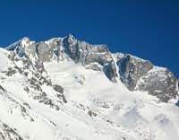 The Hochalmspitze (3360m) in winter