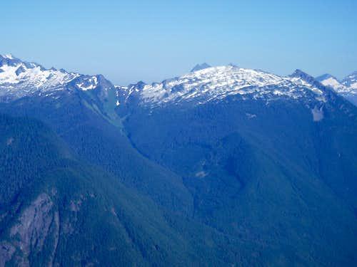 Hidden Lake Peaks 2010