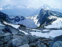 Hidden Lake Peaks