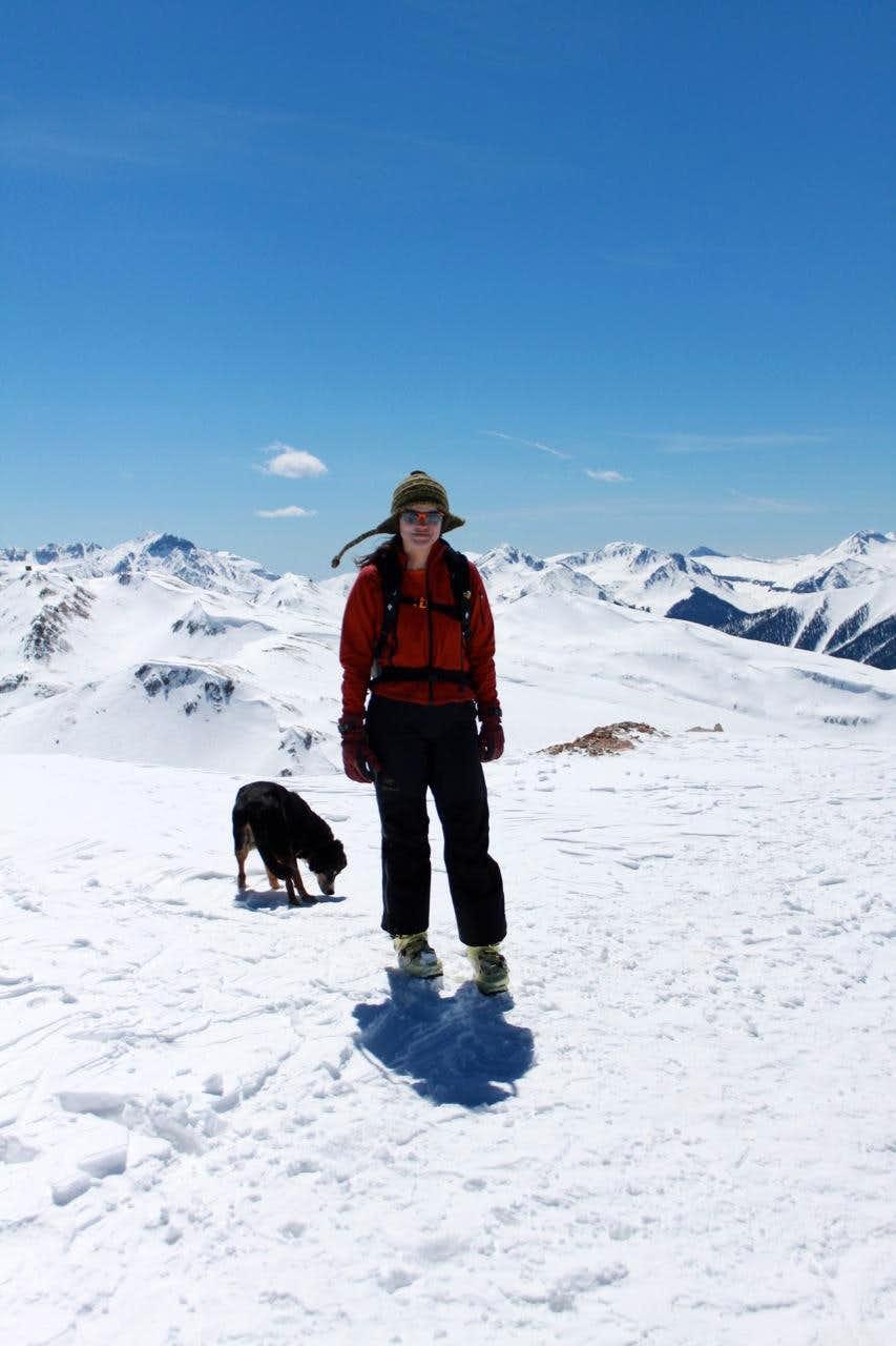 Summit of Red Mountain #3