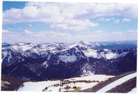 View from the summit, June 04