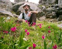 Top of peak (MAY. 2004)