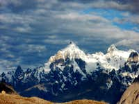 Payu Peak, Pakistan