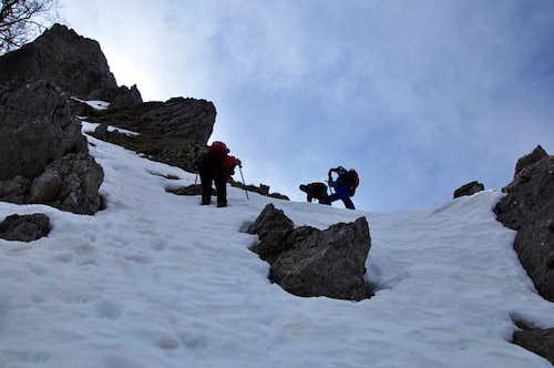 Stogovo: Climbing Ostri Kamen