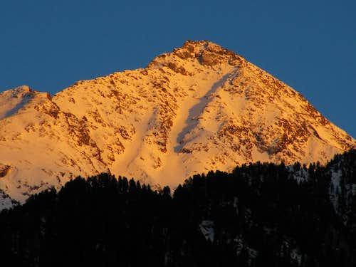 Ahornspitze (2976m)