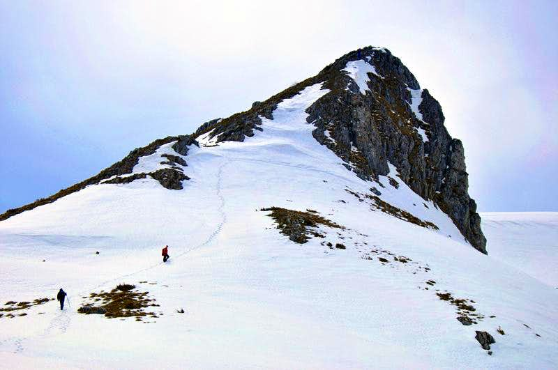 Stogovo: Small peak near Krsiser